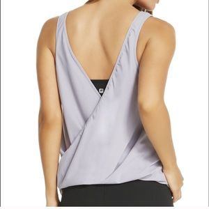 Fabletics Lucia 2-In-1 Tank xs